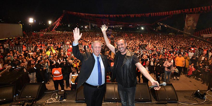 19 Mayıs ruhu Ankara'ya çok yakıştı