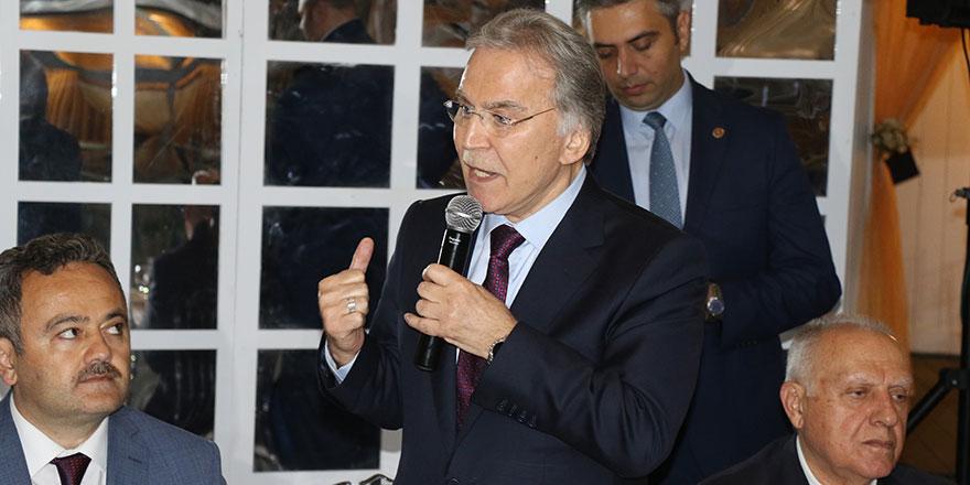 Şahin: HDP Türkiye partisi olamadı