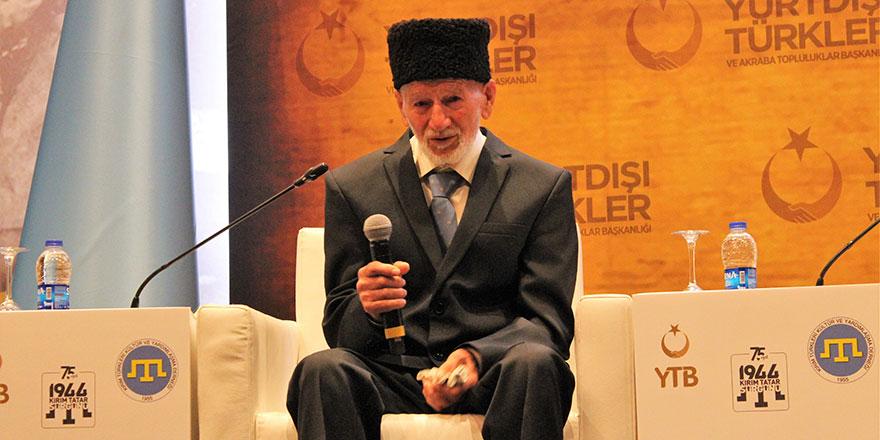 '1944 Kırım Tatar Sürgünü'nün acısı halen taze