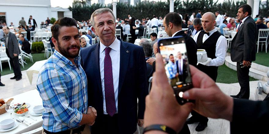 Mansur Yavaş'tan taksicilere müjde