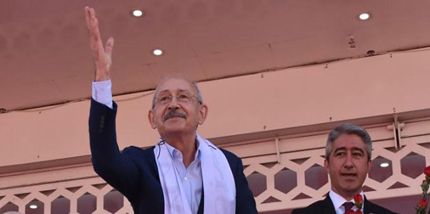 Kılıçdaroğlu: Harcadığınız her kuruşun hesabını vereceksiniz