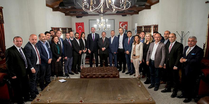 Adalet Bakanı Gül'den Öcalan açıklaması
