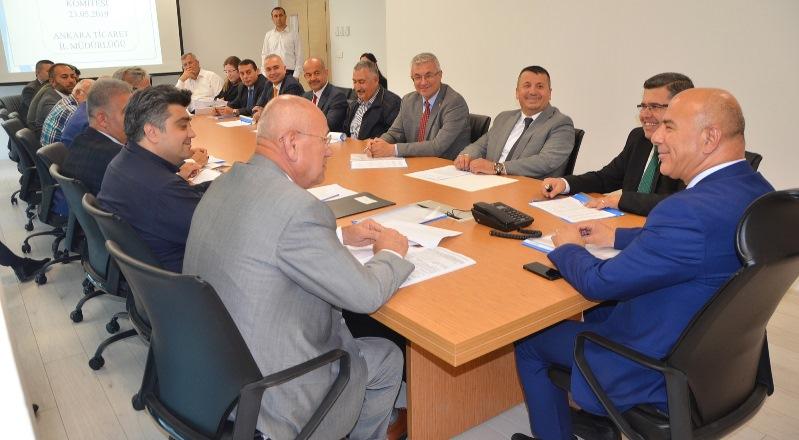 İl Mutabakat Komitesi Toplandı