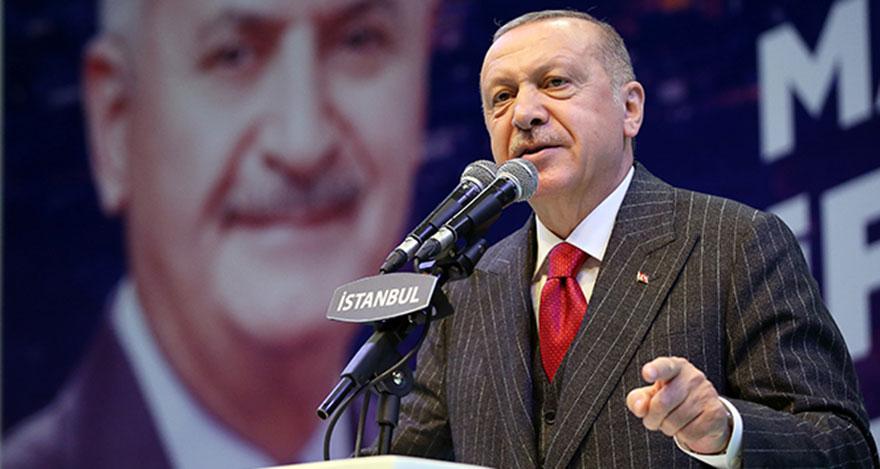 Recep Tayyip Erdoğan: Oy hırsızlığı bir felakettir