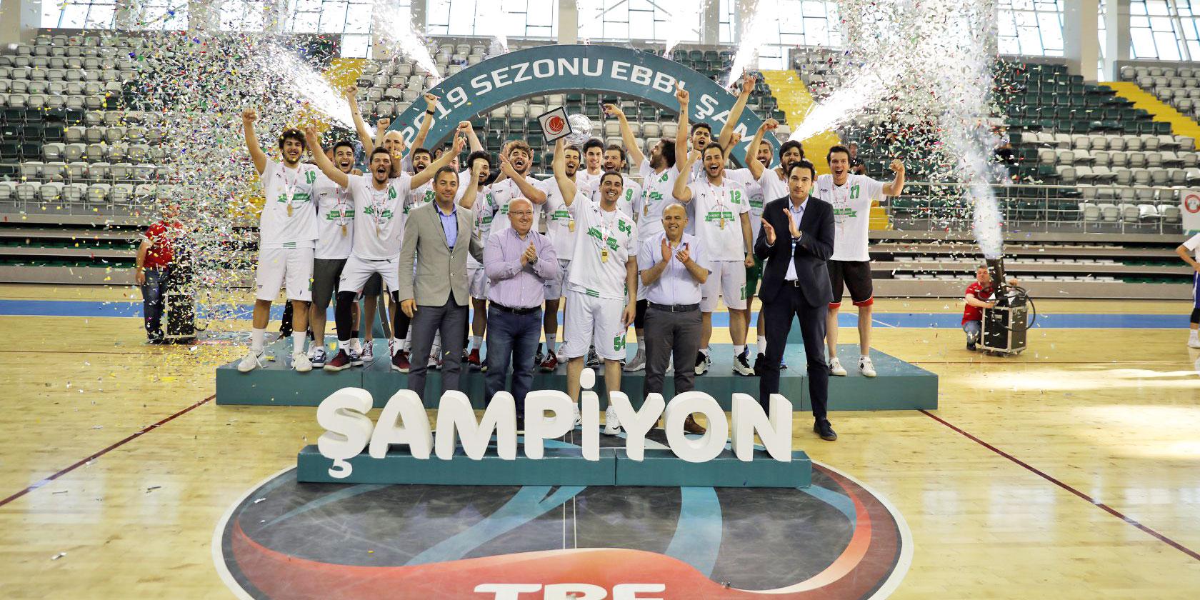 Şampiyon Başkent Yenişehir