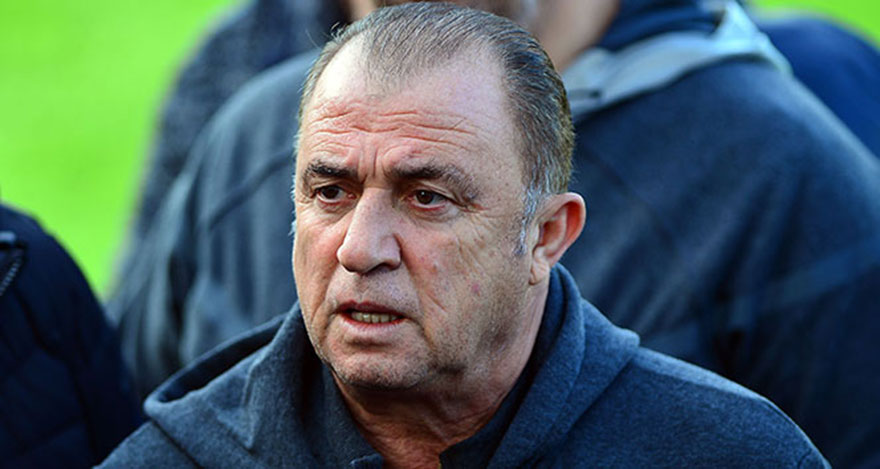 Fatih Terim'e şok ceza