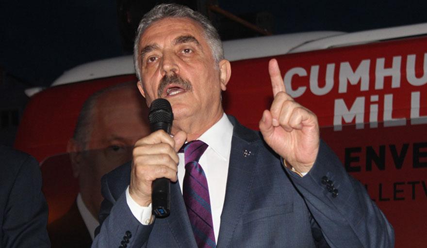 MHP'den Tunceli Belediye Başkanına tepki
