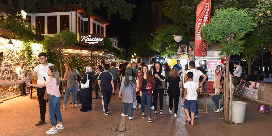 Ramazan'ın kalbi yine Altındağ'da attı