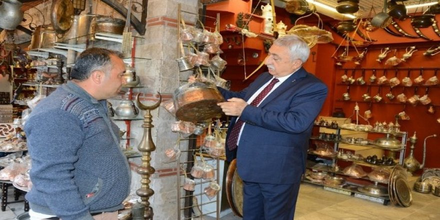 TESK Genel Başkanı Palandöken: Turistleri otele bağımlı olmaktan kurtarmalıyız