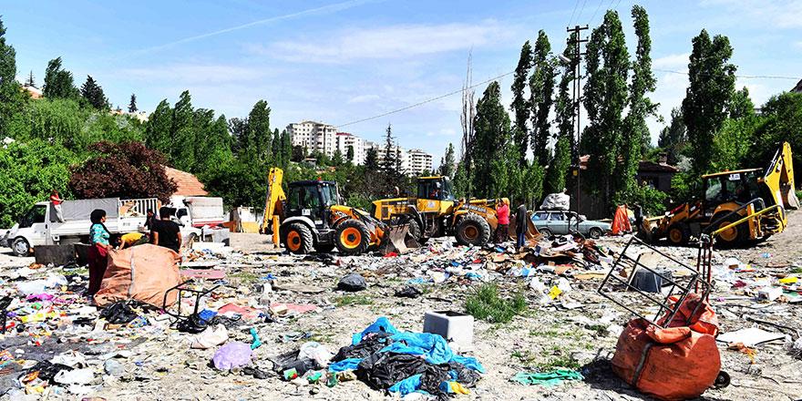 Büyükşehir'den çöp ve atık mücadelesi