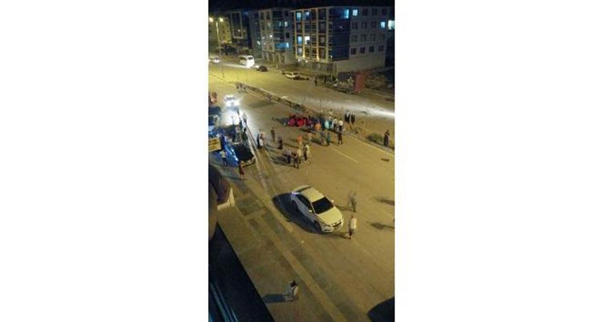 Sincan'da feci trafik kazası