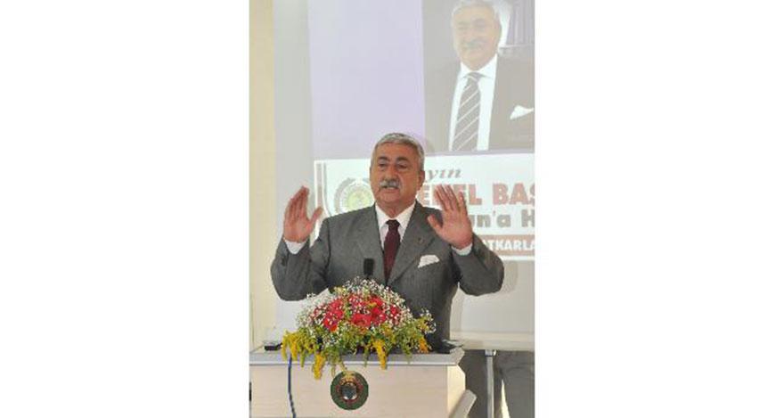 TESK Genel Başkanı Palandöken: Stopaj vergisi sorun olmaktan çıkarılmalı