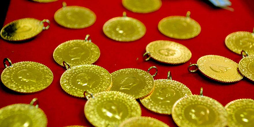 Altın fiyatları düşüşe geçti!
