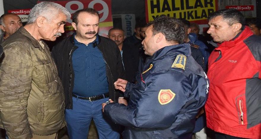 Ankara Büyükşehir Belediyesi ekipleri teyakkuza geçti