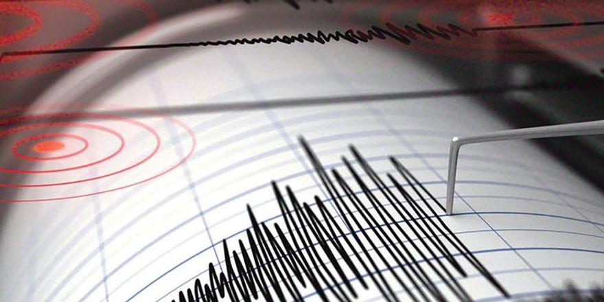 Ankara'da peş peşe deprem