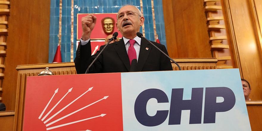 Kılıçdaroğlu: Türkiye'de 8 buçuk milyon insan işsiz