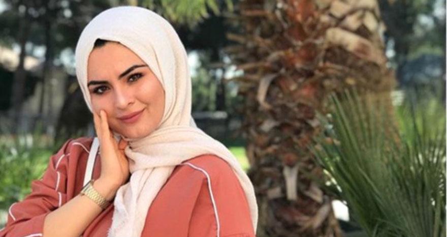 Başını açan Hanife videolarıyla sosyal medyayı salladı