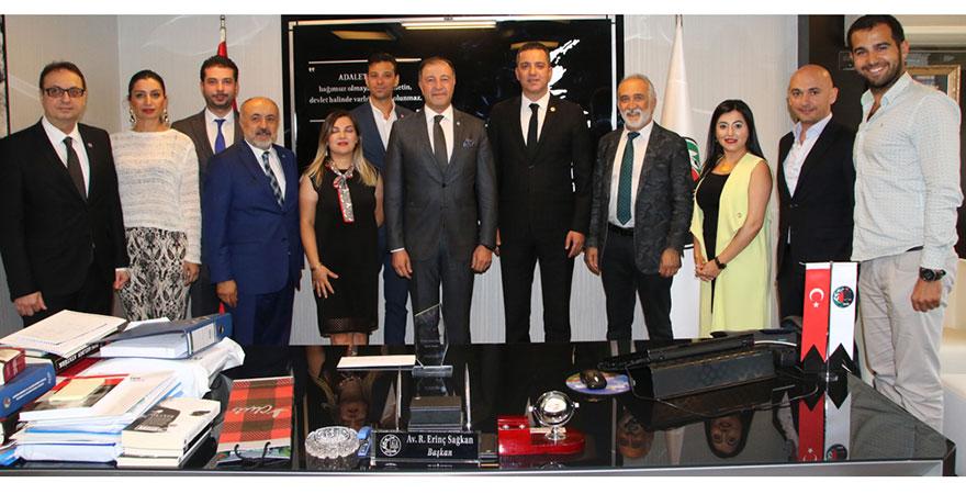 Başkentli genç girişimciler ve Ankara Barosu Cezaevlerindeki Kadın veÇocuklar İçin Çalışacaklar