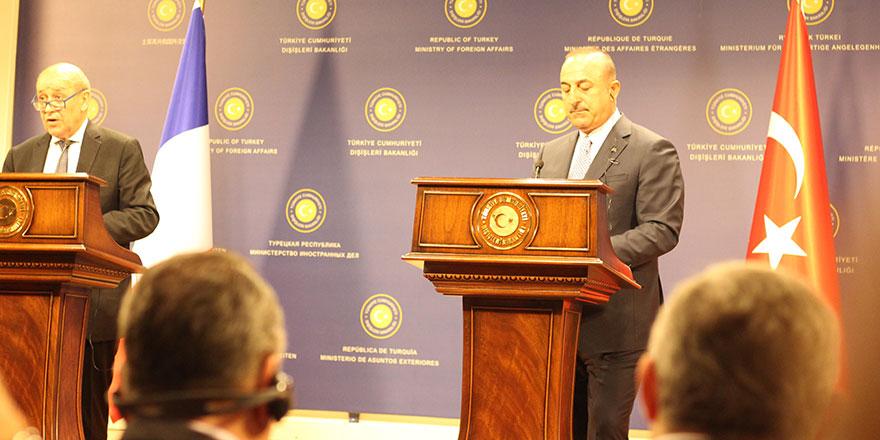 Çavuşoğlu'ndan yeni S-400 açıklaması