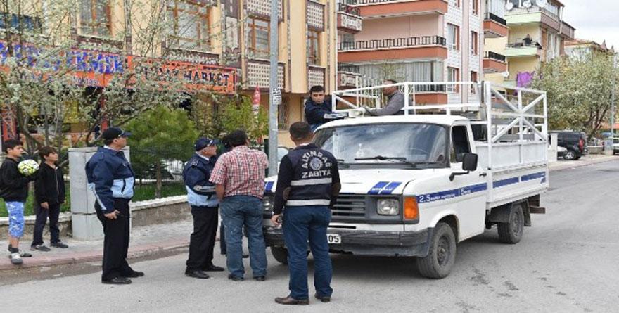 Altındağ Belediyesi'nden gürültüye geçit yok