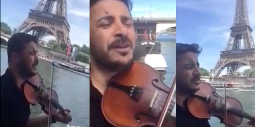 Bu şarkı paylaşım rekoru kırıyor- Paris'te bir Toklimenli Türküsü
