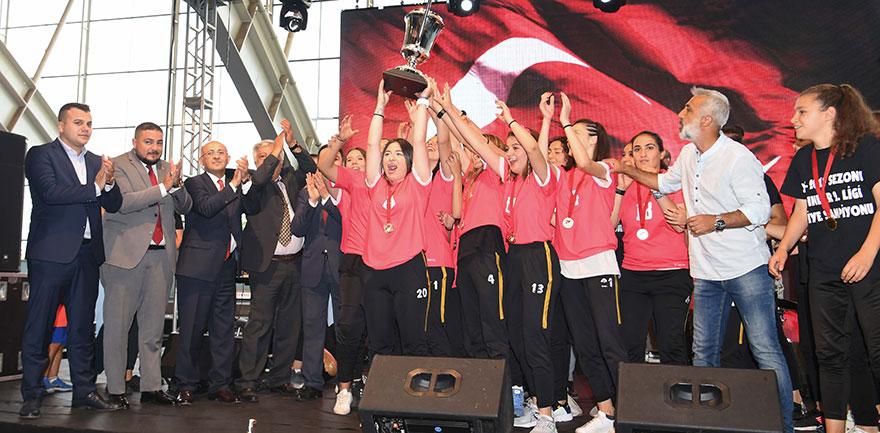 FOMGET Ankara'nın gururu oldu
