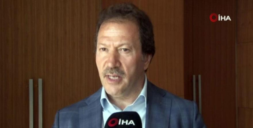 Mehmet Yiğiner: Transfer yasağını yakında kaldırırız