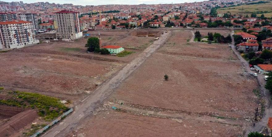 """Altındağ'da """"Sıfır moloz"""" dönemi"""