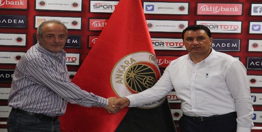 Gençlerbirliği, Mustafa Kaplan ile sözleşme imzaladı