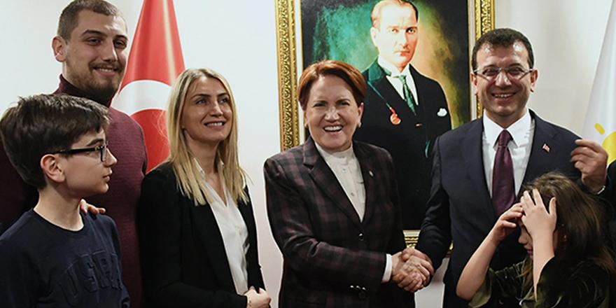 Akşener: Seçimin kazananı Türk milleti