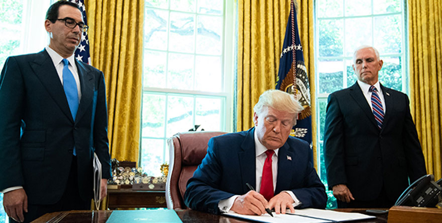 ABD'den İran'a ek yaptırımlar resmiyet kazandı