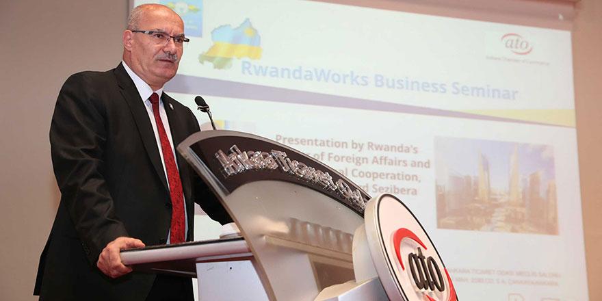 Ruanda'da yatırımlara 7 yıl vergisiz dönem