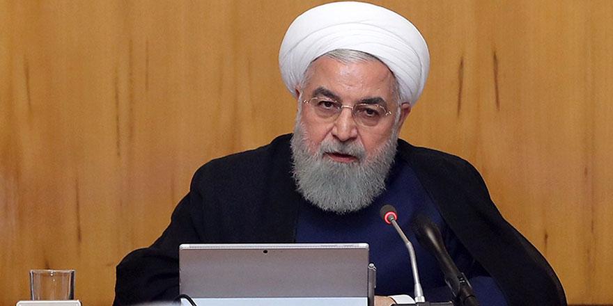 """""""İran hiçbir zaman ABD'yle savaş istemedi"""""""