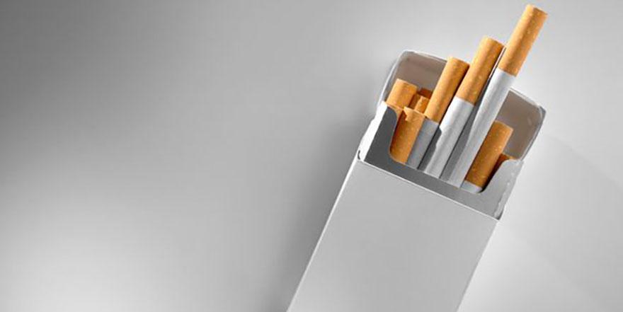 Sigara paketlerinde önemli değişiklik