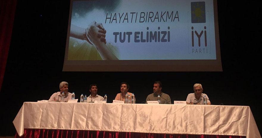 """İYİ Parti """"Hayatı Bırakma Tut Elimizi"""" kampanyası başlattı"""
