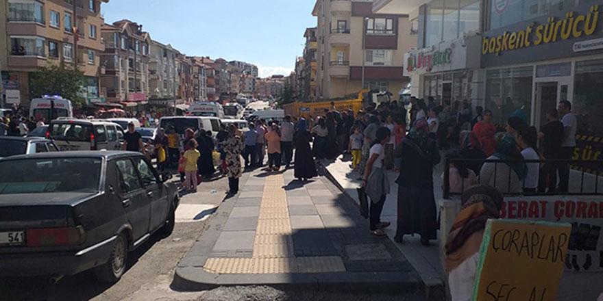Ankara'dan kahreden haber
