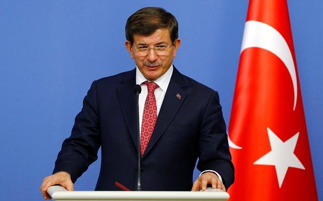 Anadolu Gazetesi Başbakan'ın uçağında