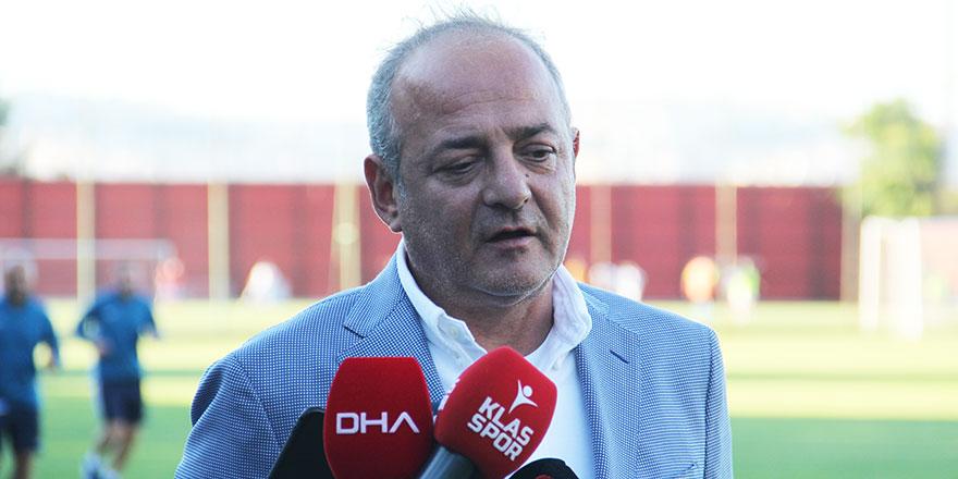 Murat Cavcav'dan transfer açıklaması