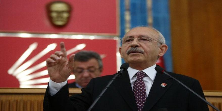 Kılıçdaroğlu: Adalet herkes için olmak zorundadır