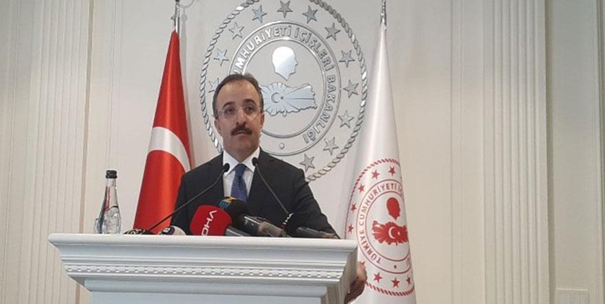 İçişleri Bakan Yardımcısı Çataklı: 166 terörist etkisiz hale getirildi