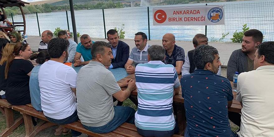 Ankaralılar piknikte buluştu