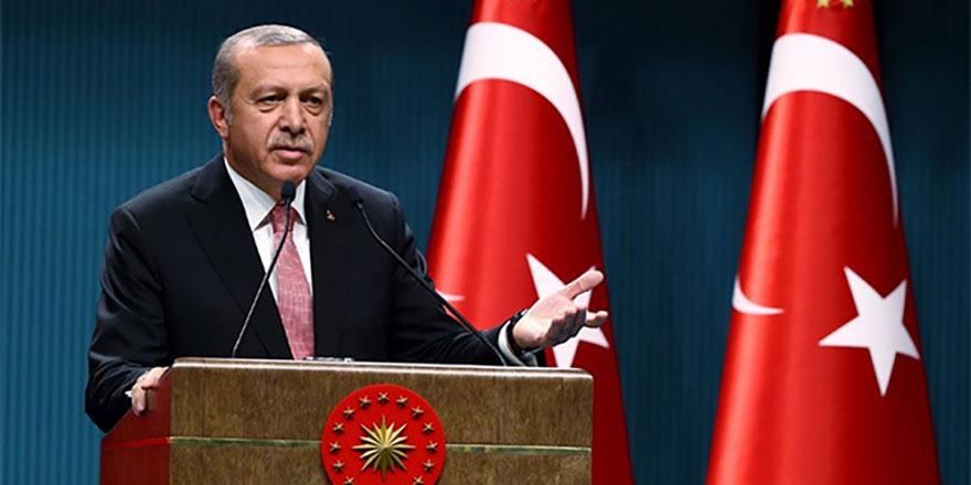 Erdoğan: Yeni parti girişimi başarısız olur