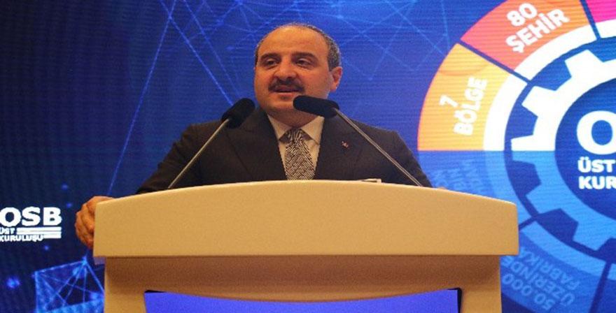 Mustafa Varank: Önümüzdeki dönemin parolası üretimdir