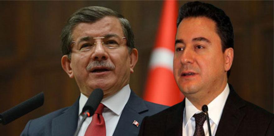 Ahmet Davutoğlu yeni parti dışında kalıyor
