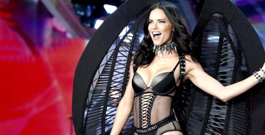 Adriana Lima ve Türk aşkı görüntülendi