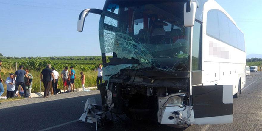 Korkunç kazada 6 kişi öldü