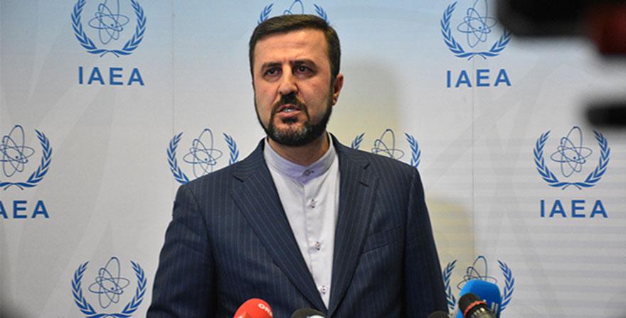 İran'dan ABD'ye nükleer suçlaması