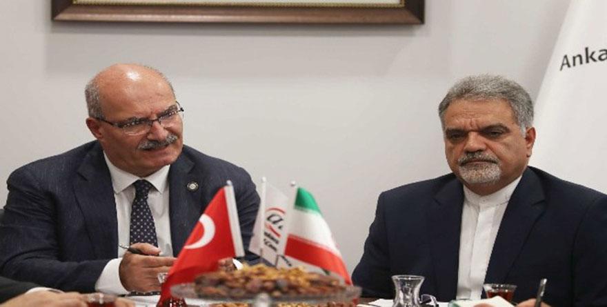 İran Büyükelçisi Farazmand'dan ATO'ya ziyaret
