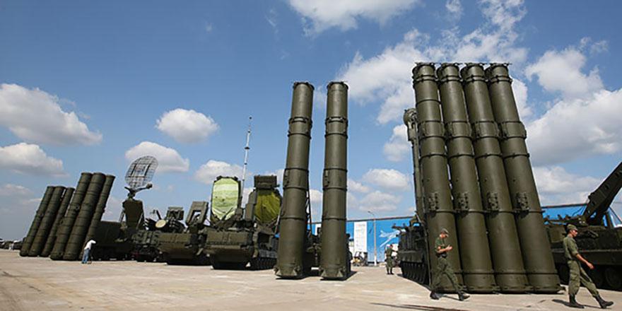 S-400'ler Ankara'da