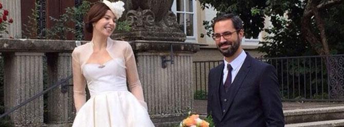 Selma Ergeç ve Can Öz çifti kız bebek sahibi oldu